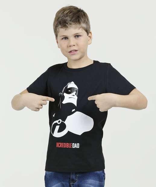 Image_Camiseta Infantil Estampa Os Incriveis Disney