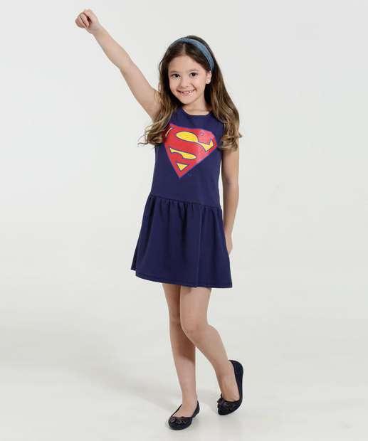 Image_Vestido Infantil Super Moça Liga da Justiça
