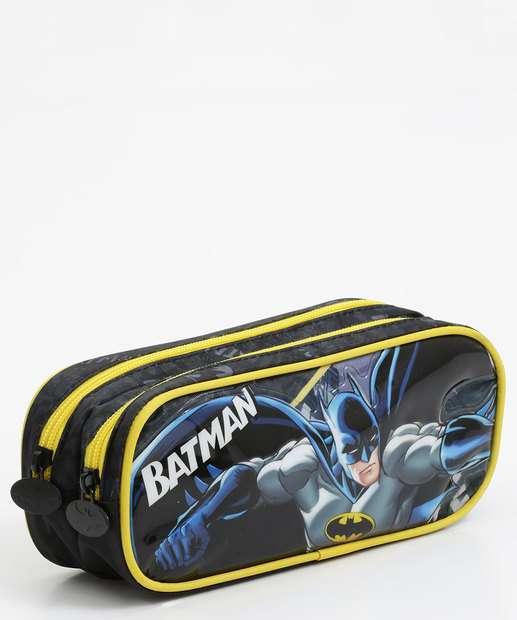 Image_Estojo Escolar Infantil Duplo Estampa Batman Liga da Justiça
