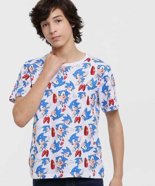 Image_Camiseta Juvenil Manga Curta Estampada Tam 10 a 16