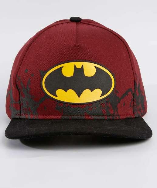 Image_Boné Infantil Estampa Batman Liga da Justiça