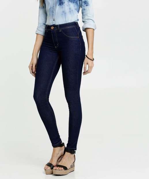 Image_Calça Feminina Jeans Skinny Cintura Média Biotipo