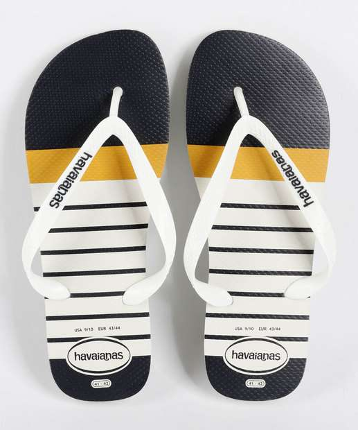 Image_Chinelo Masculino Listrado Top Nautical Havaianas 0198