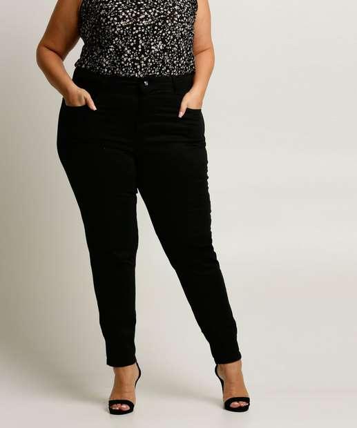 Image_Calça Plus Size Feminina Jeans Skinny Zamany