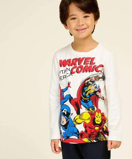 Image_Camiseta Infantil Estampa Vingadores Marvel Tam 4 a 10