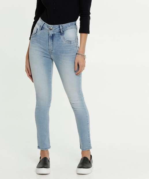 Image_Calça Feminina Cigarrete Stretch Zune Jeans