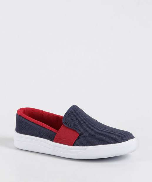 Image_Tênis Infantil Slip On Danguinho 506A