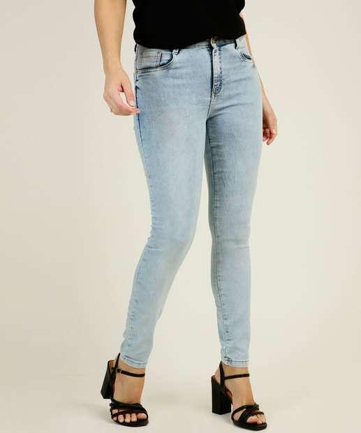 Image_Calça Jeans Skinny Feminina Zune Jeans