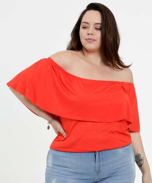 Image_Blusa Feminina Ombro a Ombro Plus Size Marisa