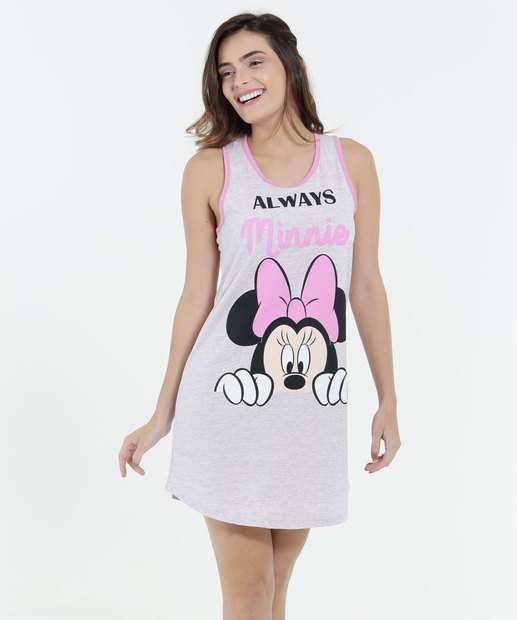 Image_Camisola Feminina Estampa Minnie Nadador Disney