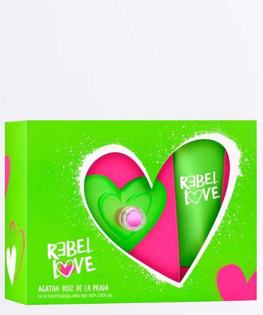 Image_Kit Perfume e Loção Corporal Rebel Love Agatha Ruiz de La Prada