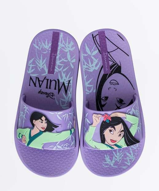 Image_Chinelo Ipanema Infantil Slide Disney Beauty