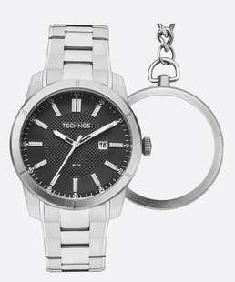 Kit relógio Masculino Technos GM10YD1P