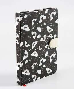 Caderneta Anotações Estampa Arco Íris Marisa