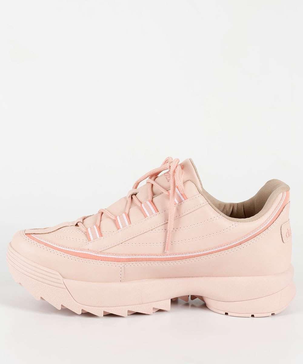 bc9fa17f7638c 1; 2; 3; 4; 5; 6. Compartilhar. adicionar aos favoritos produto favoritado. Tênis  Feminino Chunky Sneaker Tratorado Dakota