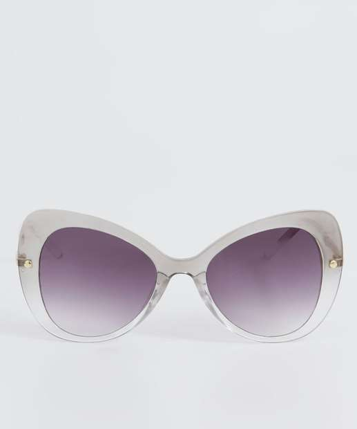 Image_Óculos de Sol Feminino Gateado Estampado Marisa