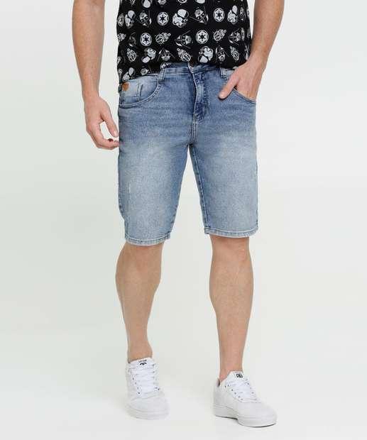 Image_Bermuda Masculina Jeans Stretch Biotipo