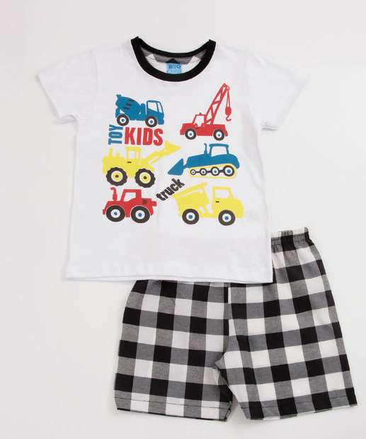 Image_Conjunto Infantil Estampa Carros Manga Curta