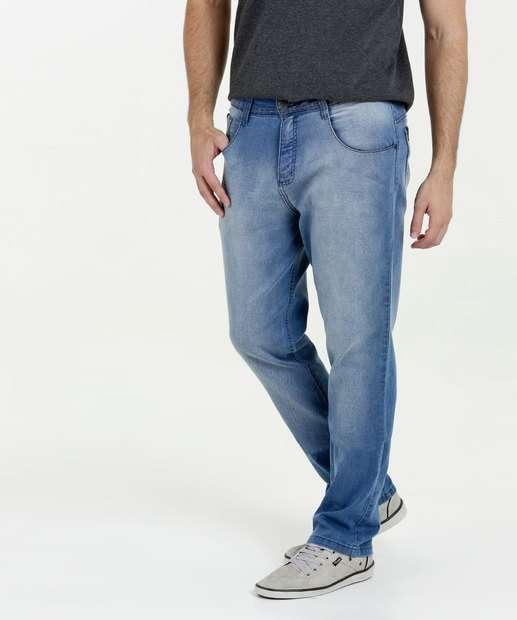 Calça Masculina Jeans Slim Stretch Biotipo c61b4e9d4de