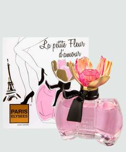 Perfume Feminino La Petite Fleur D'Amour Paris Elysees Eau de Toilette - 100ml