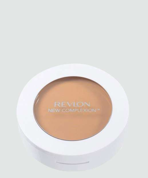 Image_Pó Compacto New Complexion One-Step Compact Makeup Revlon - Natural Tan