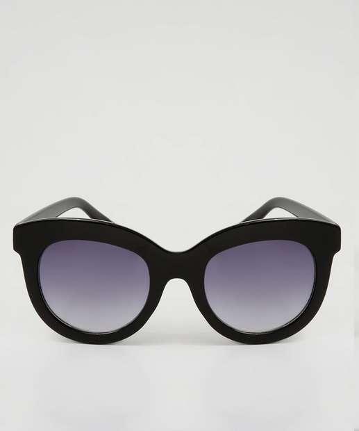 099753e4de426 Óculos de Sol Feminino Redondo Marisa