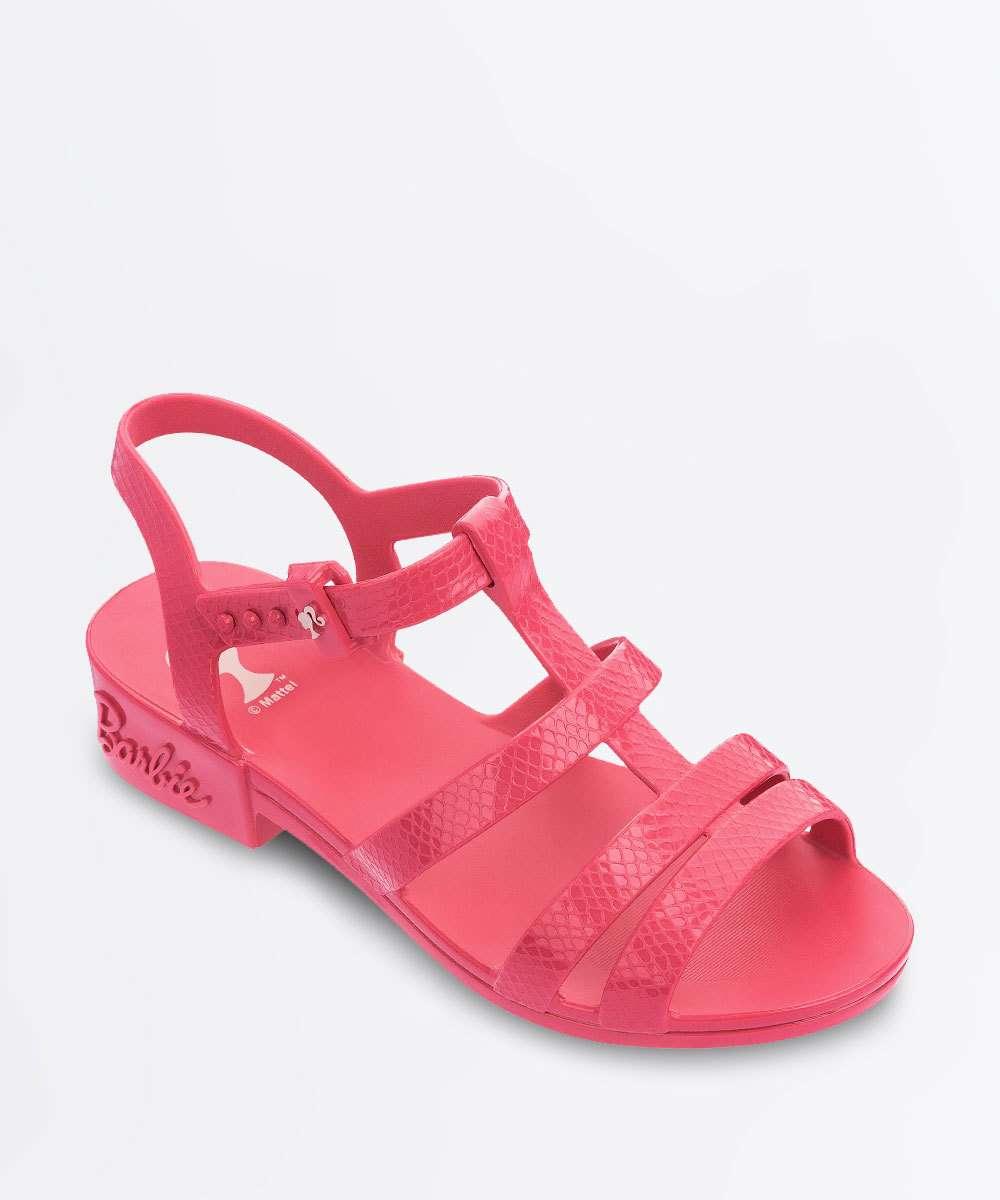 Sandália Infantil Barbie Elegance Grendene Kids 21833