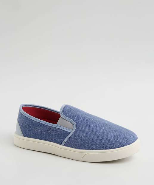 Image_Tênis Infantil Casual Slip On