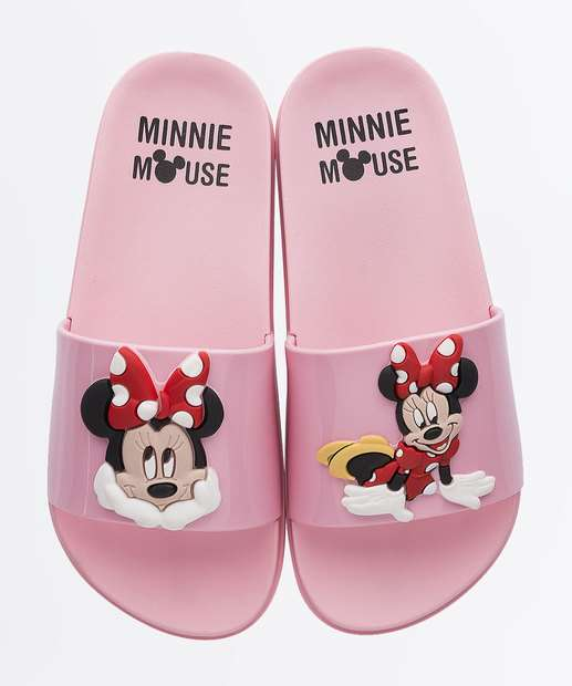 Image_Chinelo Infantil Slide Minnie Disney Amazing Grendene Kids