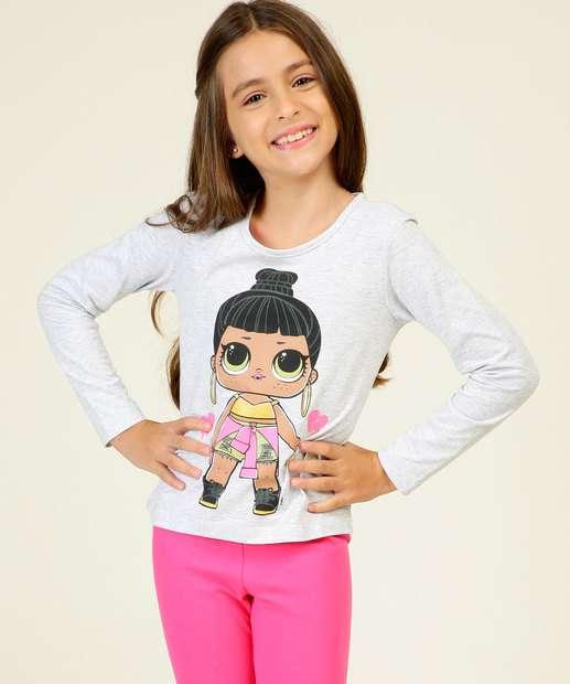 Image_Blusa Infantil Manga Longa Boneca Lol Tam 4 a 10