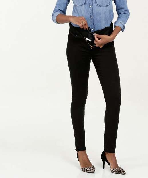 Image_Calça Feminina Bengaline Super Lipo Modeladora Skinny Sawary