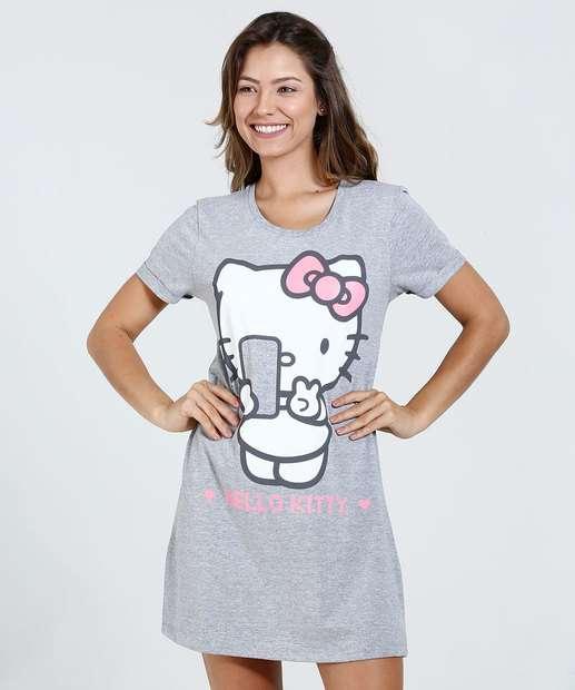 Image_Camisola Feminina Strass Estampa Hello Kitty