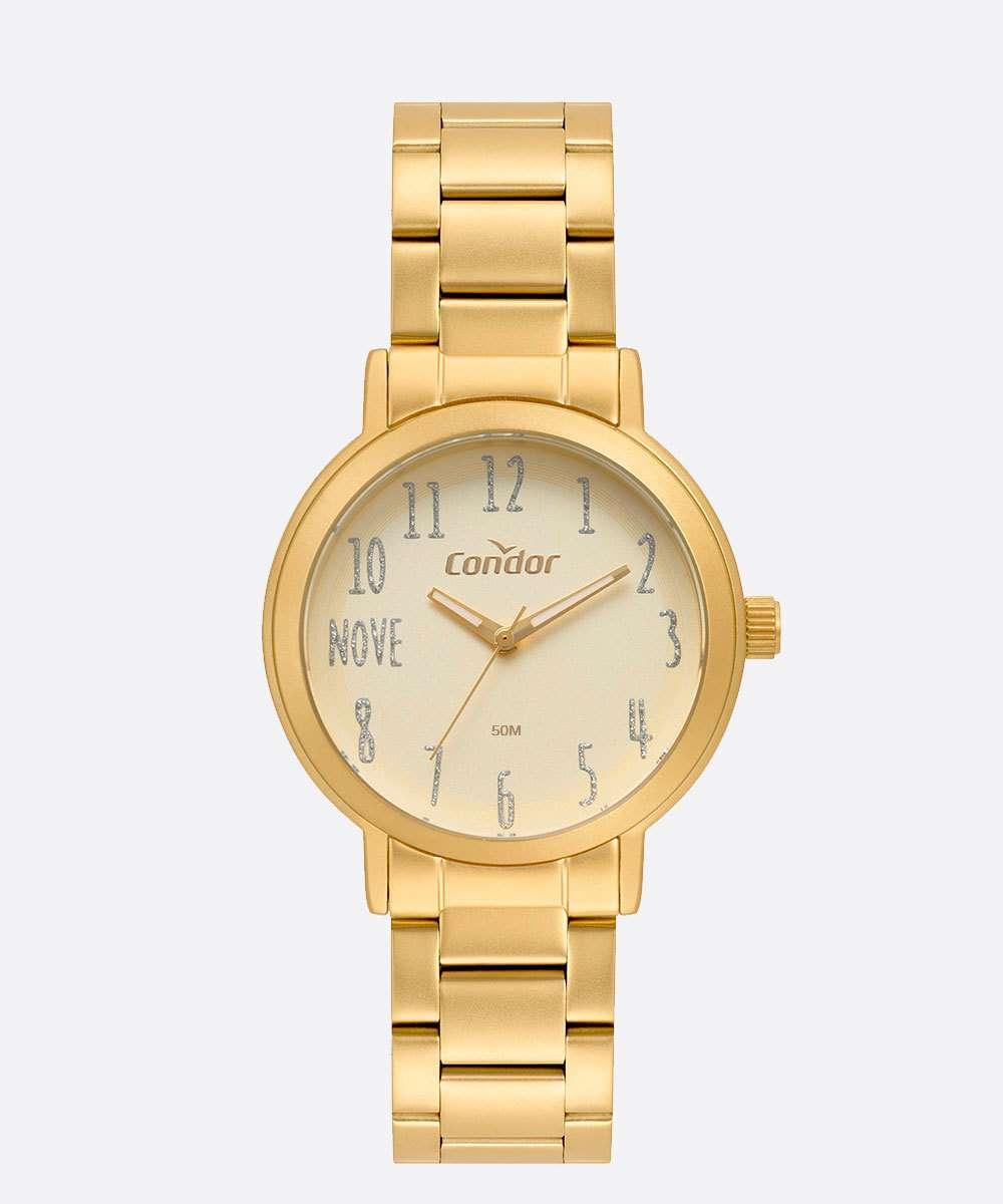 Relógio Feminino Condor CO2035KWL4X