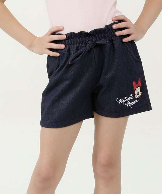 Image_Short Infantil Minnie Mouse Disney