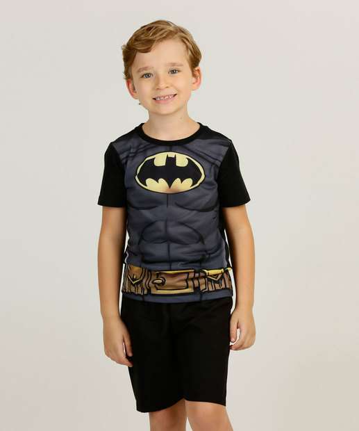 Image_Conjunto Infantil Batman Liga da Justiça Tam 4 a 10