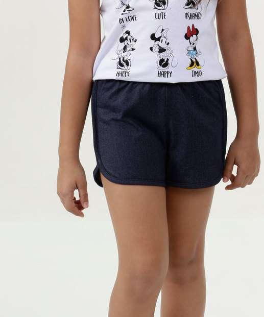 Image_Short Infantil Textura Disney