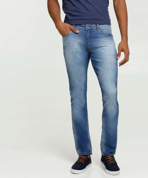 Image_Calça Jeans Slim Masculina MR