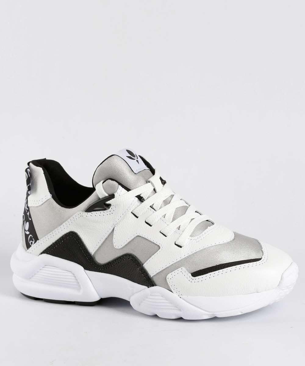 f0dde029b6 Tênis Feminino Chunky Sneaker Cravo e Canela