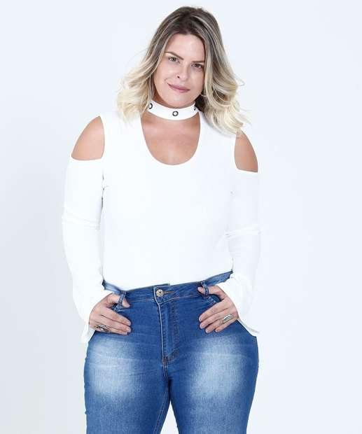 Image_Body Feminino Open Shoulder Plus Size Chópp