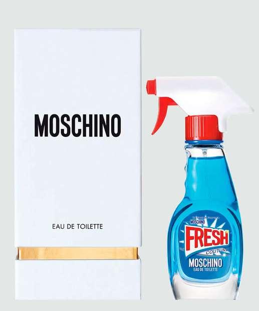 Image_Perfume Feminino Fresh Couture Moschino - Eau de Toilette 30ml