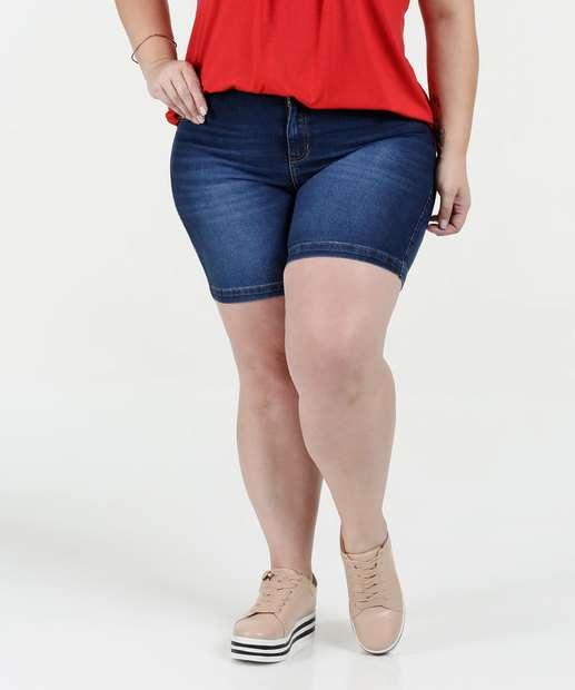 Image_Bermuda Feminina Jeans Plus Size Marisa