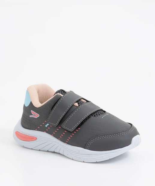 Image_Tênis Infantil Casual Recorte Velcro