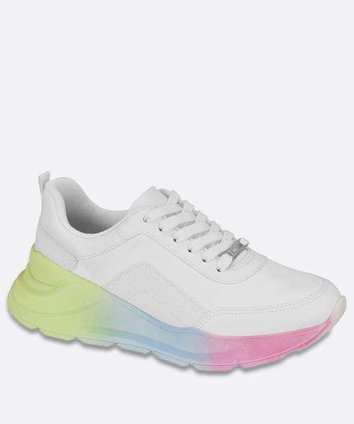 Image_Tênis Feminino Chunky Sneaker Colorido Vizzano
