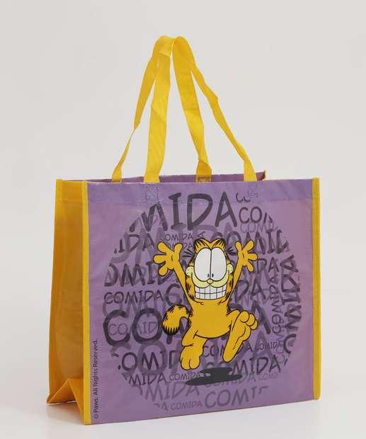 Image_Sacola Estampada Garfield