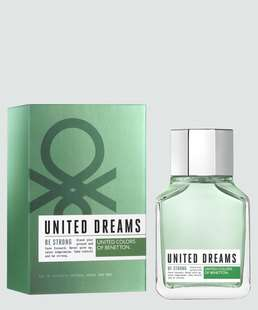 United Dreams Be Strong