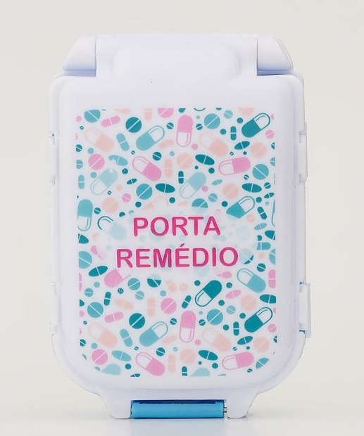 Image_Porta Remédio Estampado Marisa