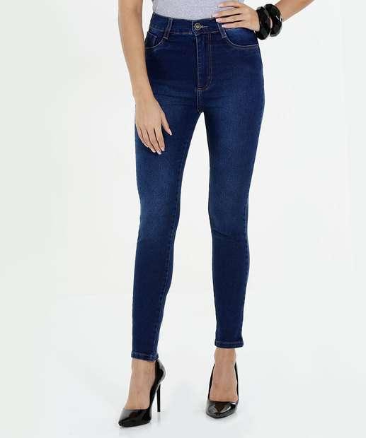 Image_Calça Feminina Jeans Skinny Sawary