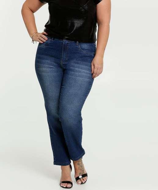 Image_Calça Jeans Feminina Cigarrete Plus Size Marisa