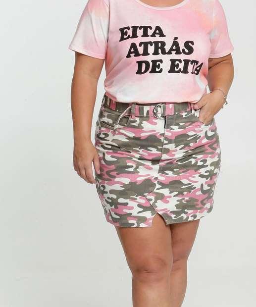 Image_Saia Feminina Sarja Estampa Camuflada Plus Size