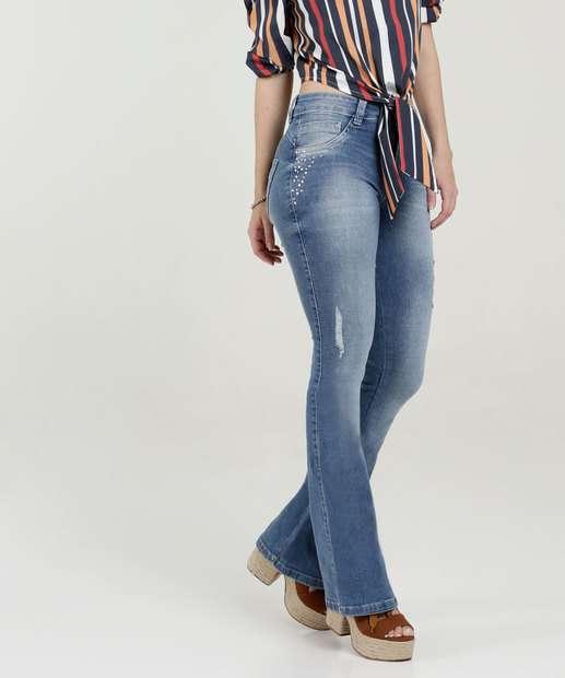 69a18a838 Calça Jeans Feminina | Promoção de calça jeans feminina na Marisa